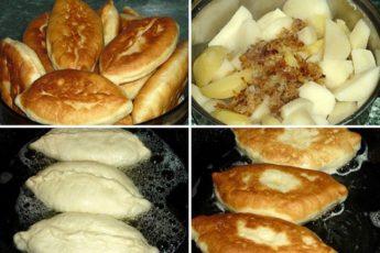 Вкусные пирожки получаются легкими, влажными, мягкими, пористыми, нежными,воздушными!