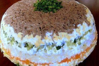 Как научиться правильно и вкусно готовить сaлaт с печенью. По этому рецепту его полюбят все!