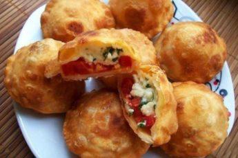 Вкуснейшие пирожки «бомбочки» покорят вас своим незабываемым вкусом!